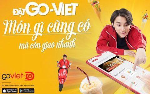 Chiêu cạnh tranh mới của Go-Viet: Ra mắt Go-Food với đại sứ thương hiệu Sơn Tùng MTP