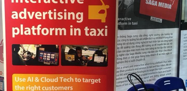 Saga Media góp mặt tại Techfest 2018