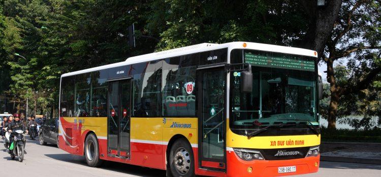 Cần nâng cao thói quen đi xe bus của người dân Việt Nam