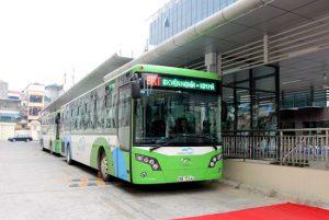 Xe BRT - Thaco BT120 - 90 chỗ