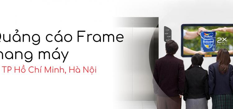 Frame thang máy