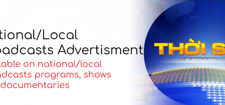 National Broadcast Advertisment